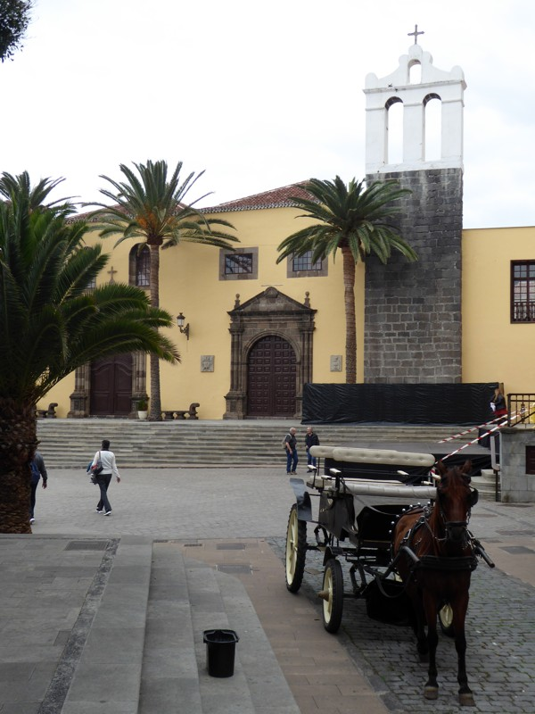 Klosterkirche San Francisco