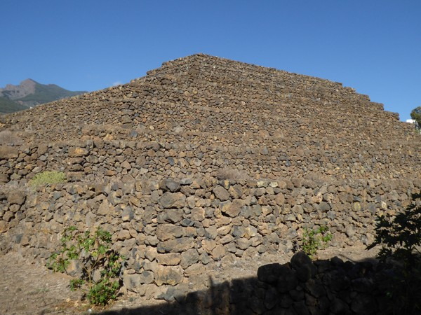 Pyramide in Güímar