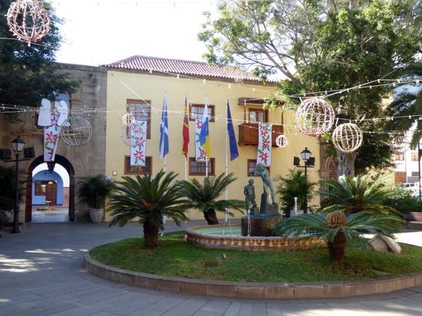 Santo Domingo in Güímar