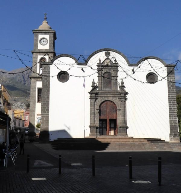 Güímar - Mutterkirche von San Pedro