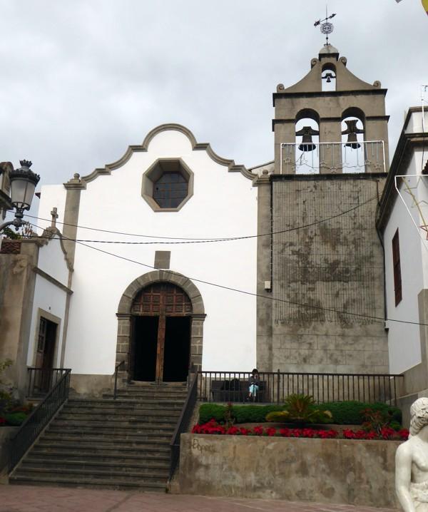 Kirche San Agustin