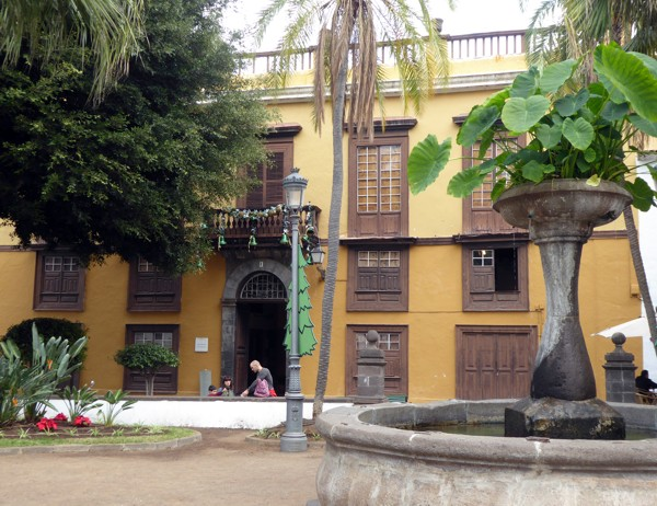 Casa de Los Caceres