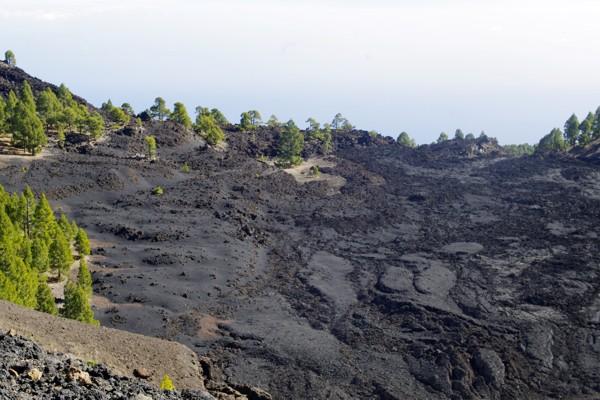 La Palma - vulkanischer Ursprung