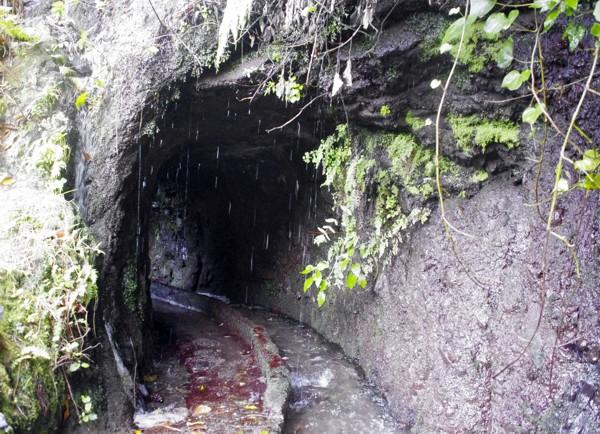 Wassertunnel - La Palma