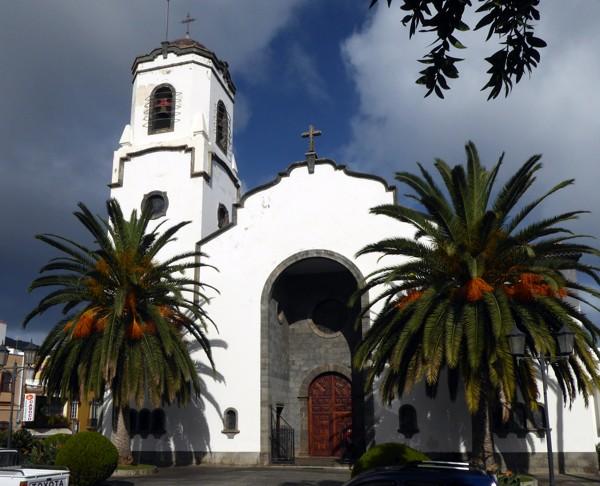 Kirche Nuestra Señora de Montserrat