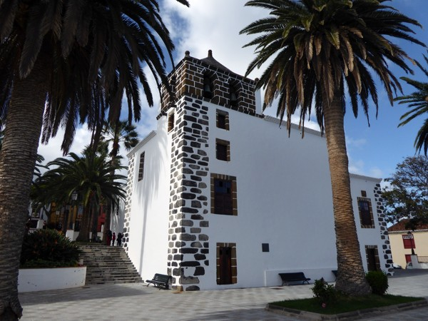 Kirche San Andrés