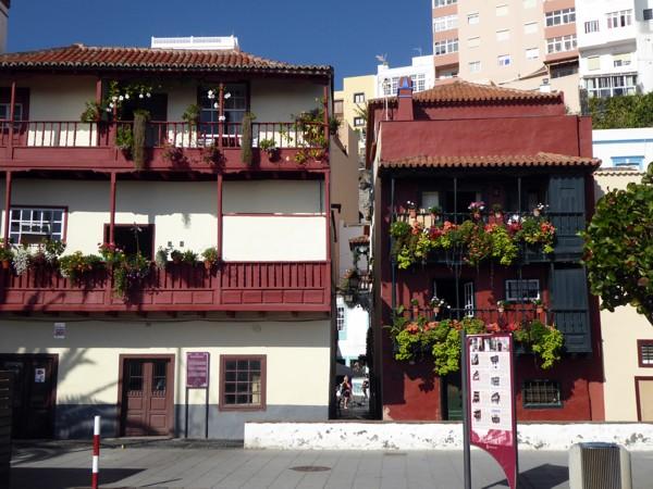 Balkonhäuser