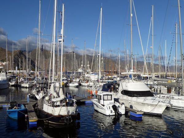 Hafen - Santa Cruz de Tenerife