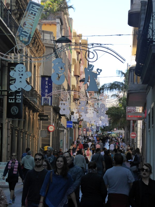 Santa Cruz - Calle del Castillo