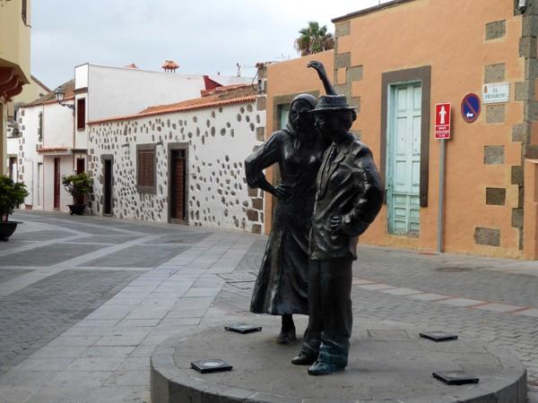 Agüimes auf Gran Canaria