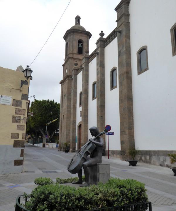 Kirche in Agüimes