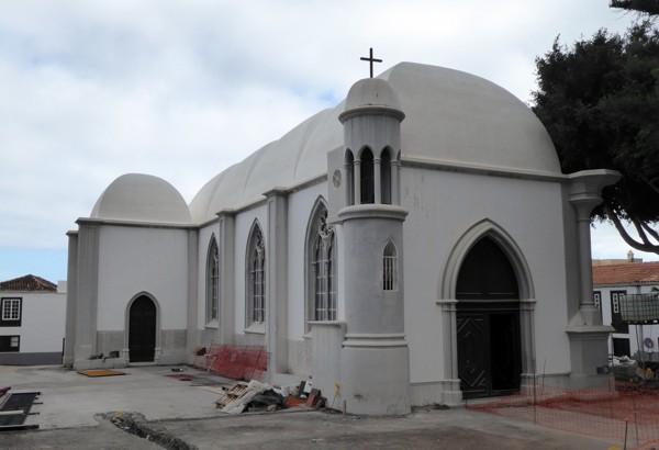 Kirche in Agulo