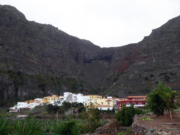 Agulo auf La Gomera