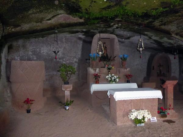 Höhlenkapelle