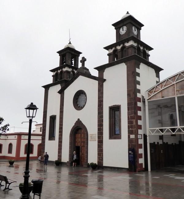 Artenara, Kirche San Matias