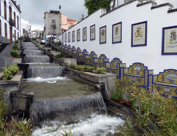 Firgas auf Gran Canaria