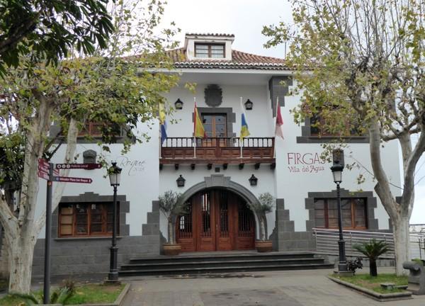 Firgas - Rathaus