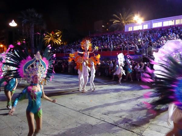 Karneval in Las Palmas de Gran Canaria