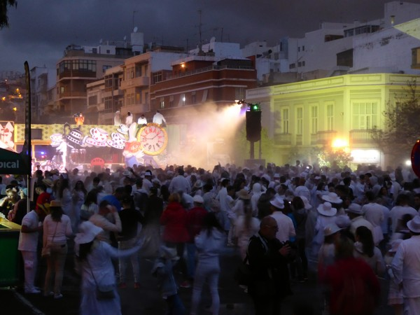 Traditioneller Karneval in Las Palmas de Gran Canaria