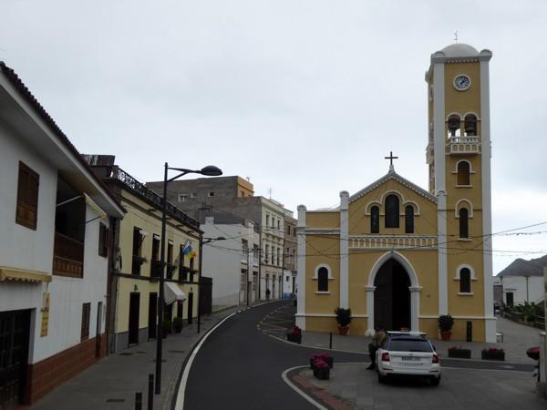 Kirche in Hermigua