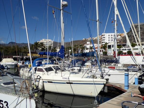 Hafen, Marina von San Sebastián