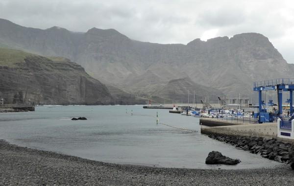 Hafen, Puerto de las Nieves