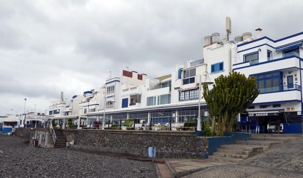 Puerto de las Nieves auf Gran Canaria