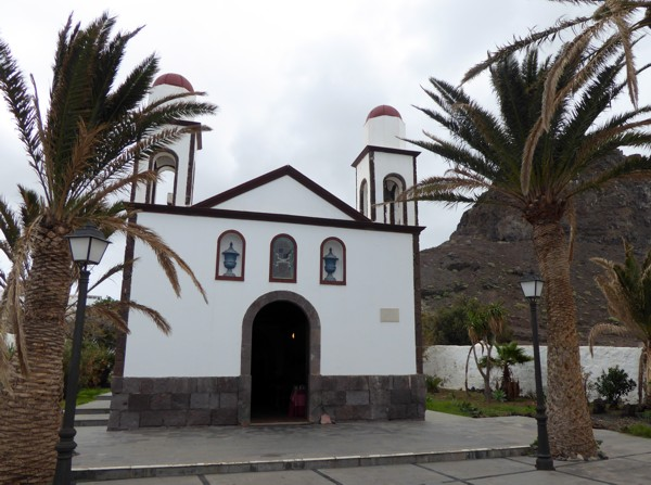 Kapelle Virgen de las Nieves