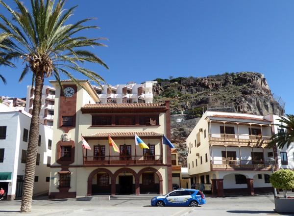 Rathaus in San Sebastián
