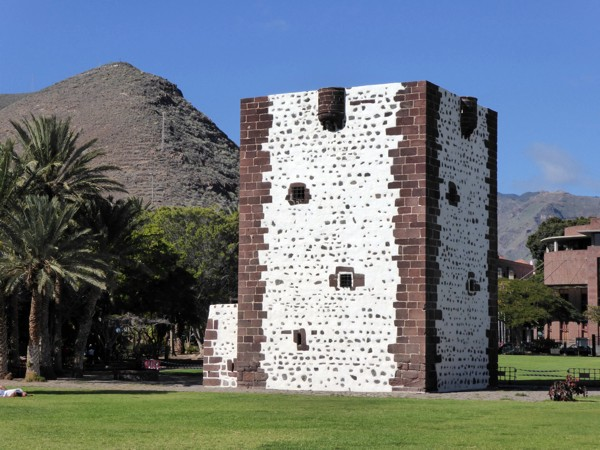 Torre del Conde in San Sebastián