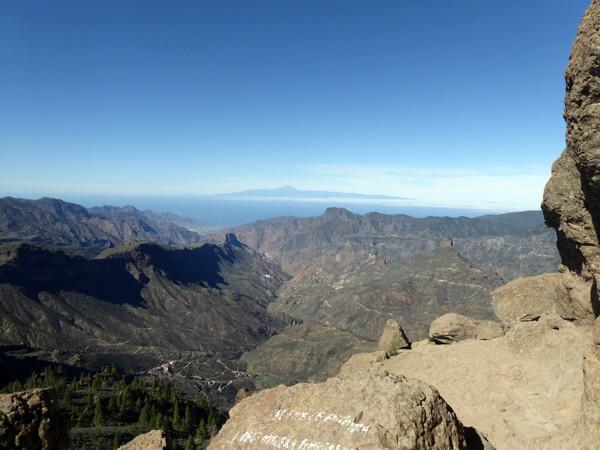 Berge Gran Canaria