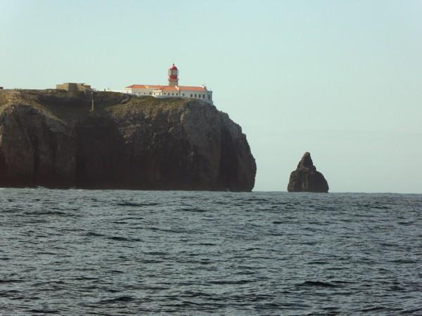Kap Sao Vicente in Portugal
