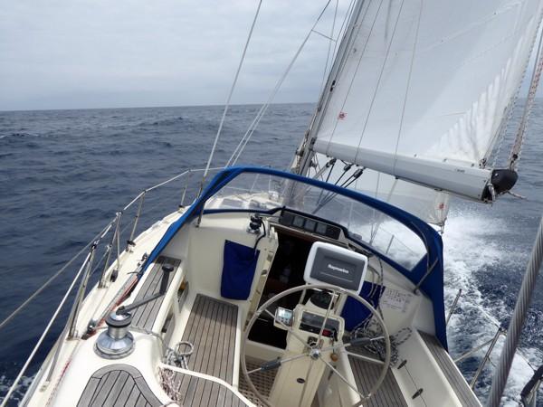 Segeln Gran Canaria Portugal