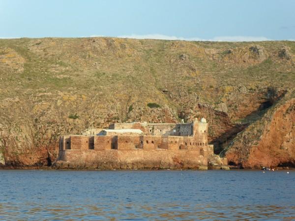 Fort auf Berlenga Grande