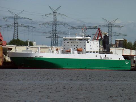 Antares (Fähre / Fährschiff)