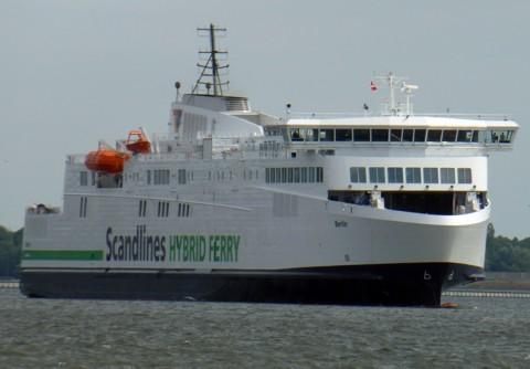 Berlin - der Reederei Scandlines