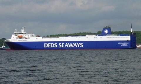 Fähre Corona Seaways