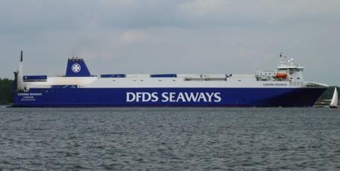 Corona Seaways - DFDS Seaways