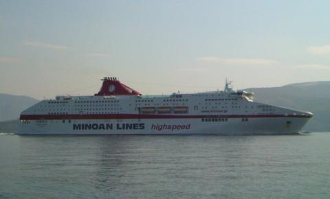 Fähre Cruise Olympia