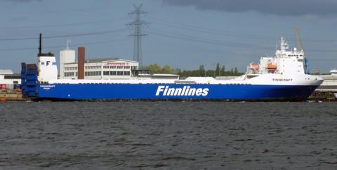 Fährschiff Finnkraft