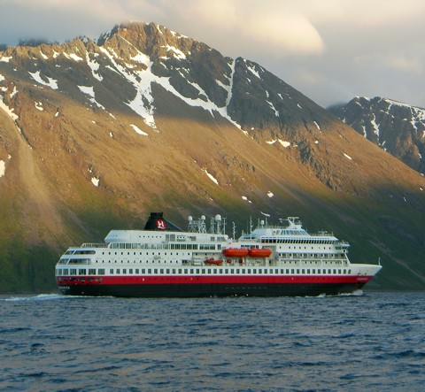 Finnmarken - Hurtigruten
