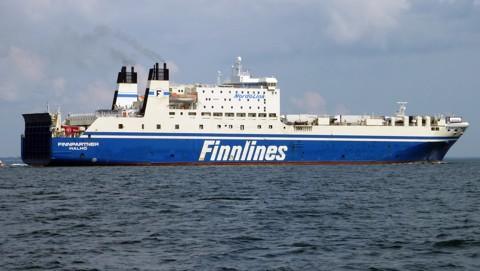 Fährschiff Finnpartner