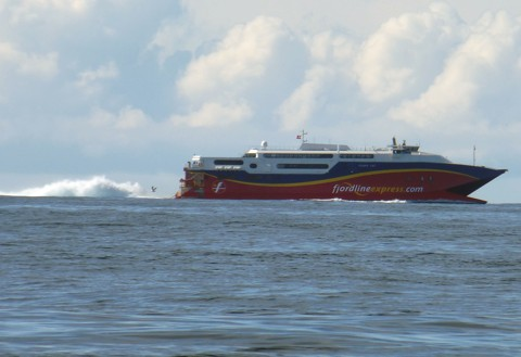 Fähre Fjord Cat (Schnellfähre)