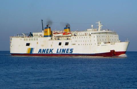 Fährschiff Ierapetra L