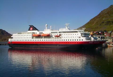 Kong Harald - Hurtigruten