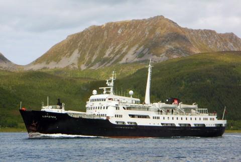 MS Lofoten - Hurtigruten