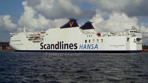 Mecklenburg-Vorpommern - Scandlines