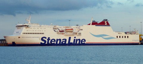 Fähre Mecklenburg-Vorpommern, Stena Line