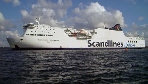 Fährschiff Mecklenburg-Vorpommern