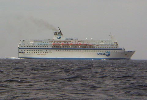 Fähre Méditerranée